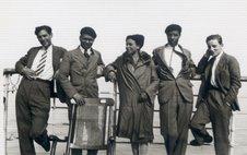 Sur Ferry, 1956