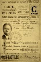 Leopold Senghor Billet